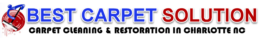 Best Carpet Cleaning & Restoration in Charlotte NC – LOGO Best carpet Solution of Charlotte NC