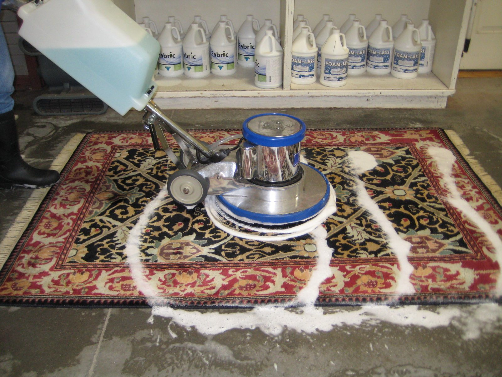 Rug cleaning services in Charlotte NC